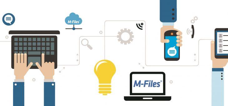 M-Files – inteligentní správa dokumentů a informací – VIDEO