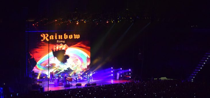 Koncert Ritchie Blackmore´s RAINBOW