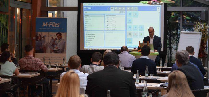 Seminář: Inteligentní správa informací a řízení firemních procesů