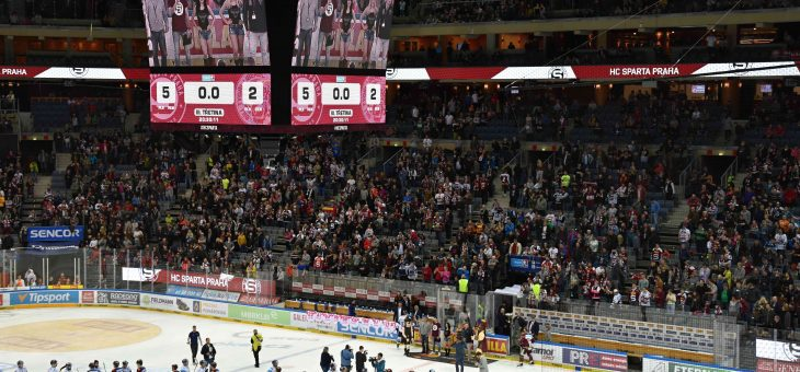 VIP akce: Hokejové utkání Sparta Praha – Bílí Tygři Liberec, 8. 3. 2019, O2 arena