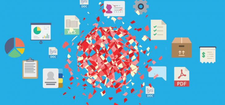 Případová studie: Správa podnikového obsahu (ECM)