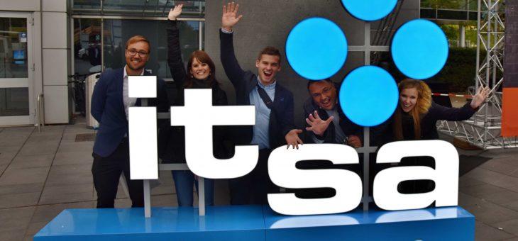 Mezinárodní veletrh IT bezpečnosti ITSA 2019