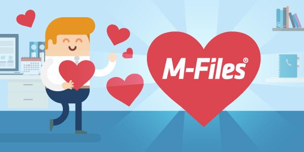 Proč mají uživatelé rádi M-Files?