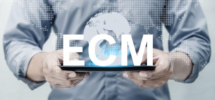 E-Book: Jak zahájit, řídit a implementovat ECM projekt ve firmě