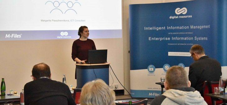 Seminář v Plzni: Jak na informační chaos?