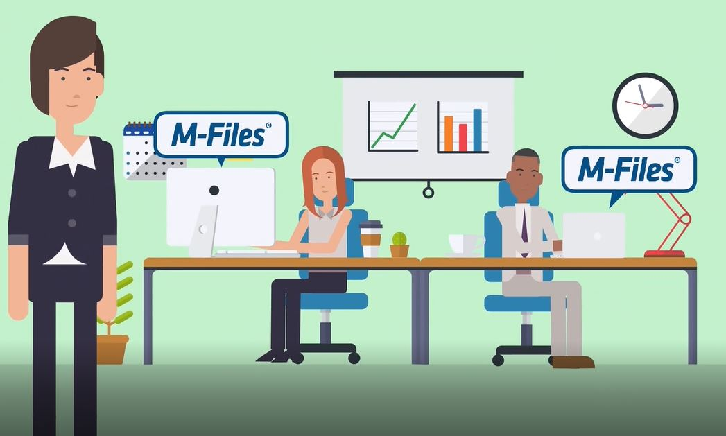 M-Files back office