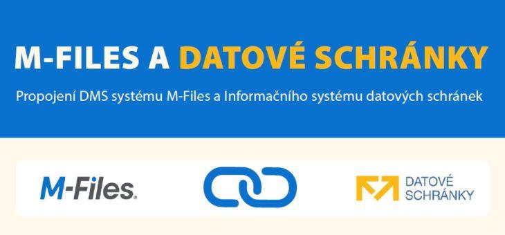 Nová brožura: M-Files a datové schránky